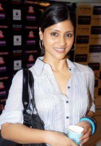 Bengali Girl Konkona Sen Sharma