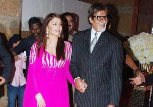 amitabh bachchan with aishwarya rai