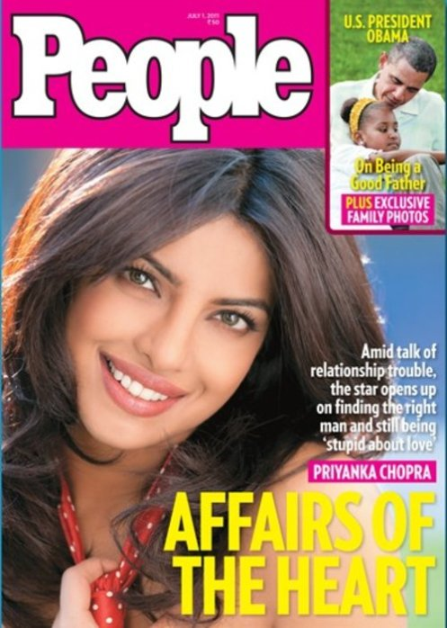 Priyanka Chopra – People Magazine